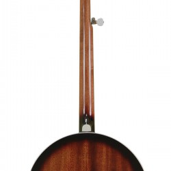 BG-150F: Bluegrass Banjo with Flange and Bag