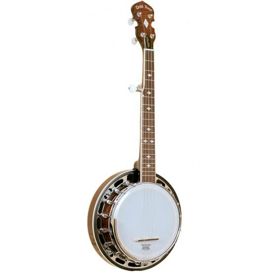 BG-Mini: Bluegrass Mini Banjo with Case