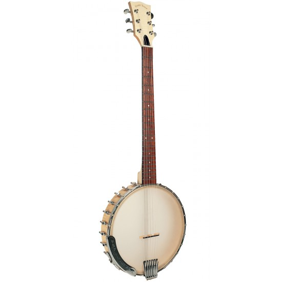 BT-1000: 6-String Banjo Guitar with Bag