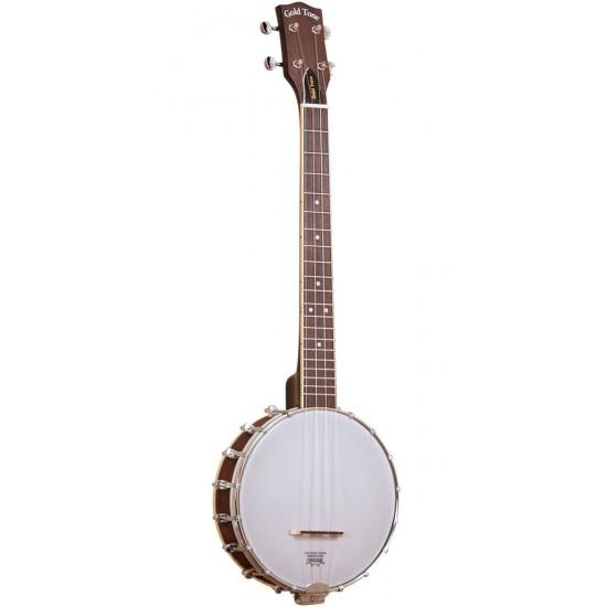 BUB: Baritone-Scale Banjo Ukulele with Case