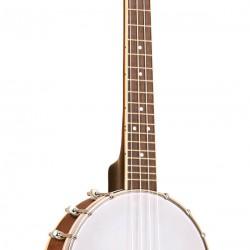 BUC: Concert-Scale Banjo Ukulele with Case