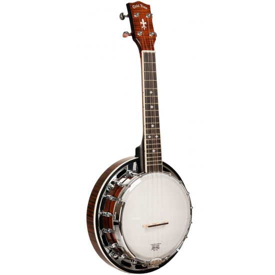 Banjolele-DLX: Concert-Scale Banjo-Ukulele with Gig Bag