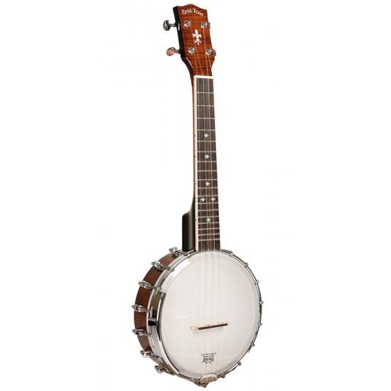 Banjolele: Concert-Scale Banjo-Ukulele with Gig Bag