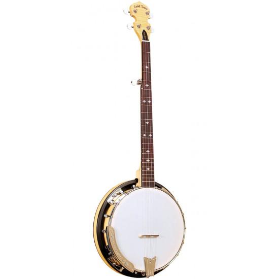 CC-100RW: Cripple Creek Resonator Banjo with Wide Fingerboard