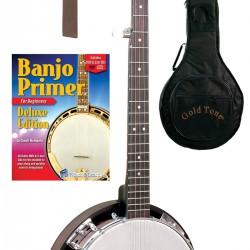CC-BG: Cripple Creek Banjo Bluegrass Starter Pack