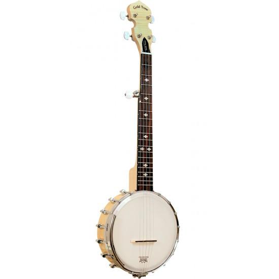 CC-Mini: Cripple Creek Mini Banjo with Bag