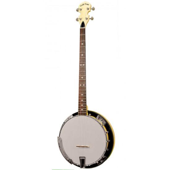 CC-Plectrum: Cripple Creek Plectrum Banjo