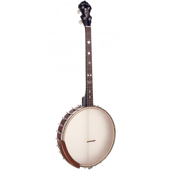 IT-19: Irish Tenor Banjo with 19 Frets and Gig Bag
