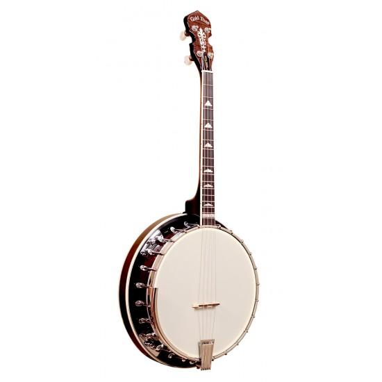 IT-250R: Irish Tenor Banjo with Resonator