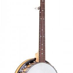 MC-150R/P: Maple Classic Banjo with Steel Tone Ring