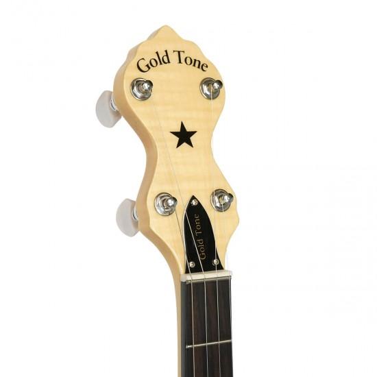 MM-150 Maple Mountain Openback Banjo (Five String, Maple)