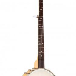 MM-150LN Maple Mountain Openback Banjo (Long Neck, Five String, Maple)
