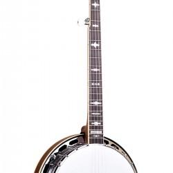 OB-150WF: Orange Blossom Wide Fingerboard Banjo with Case