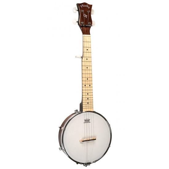 Plucky: Traveler Banjo with Gig Bag