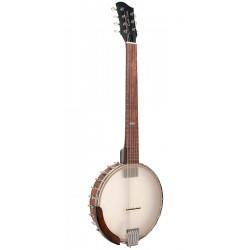WR-7: Wayne Rogers Signature 7-String Banjo Guitar